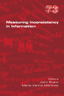 Measuring Inconsistency in Information