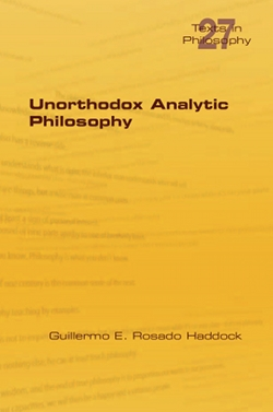Unorthodox Analytic Philosophy Book Cover